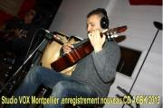 Studio VOX Montpellier Enregistrement CD ACBK 2013 Photo 09